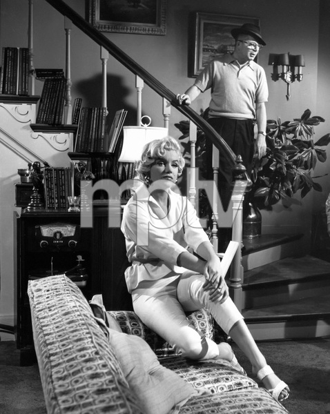 """""""The Seven Year Itch""""Marilyn Monroe, director Billy Wilder1955 20th Century Fox** I.V. - Image 9554_0055"""