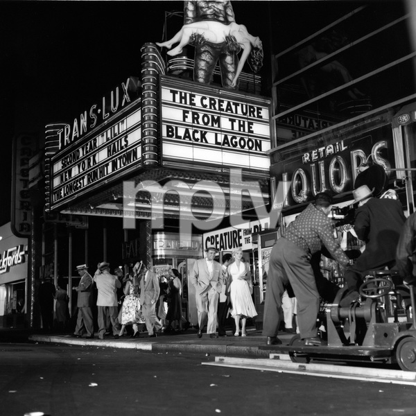 """The Seven Year Itch""Marilyn Monroe1955 20th Century Fox** I.V. - Image 9554_0056"