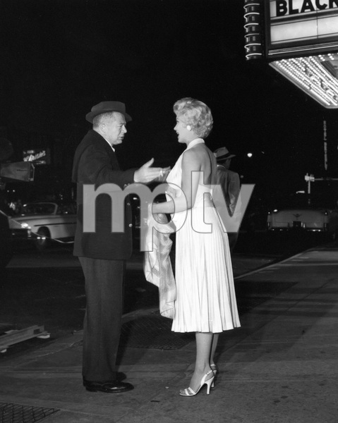 """The Seven Year Itch""Marilyn Monroe1955 20th Century Fox** I.V. - Image 9554_0071"