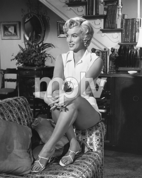 """The Seven Year Itch""Marilyn Monroe1955 20th Century Fox** I.V. - Image 9554_0078"