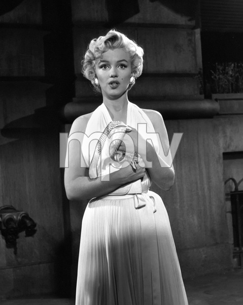 """The Seven Year Itch""Marilyn Monroe1955 20th Century Fox** I.V. - Image 9554_0085"