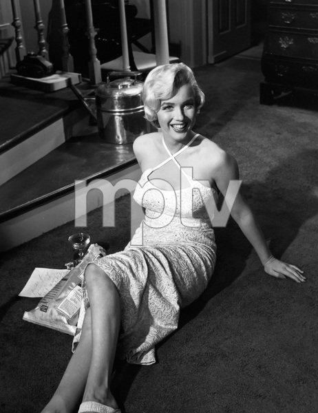 """The Seven Year Itch""Marilyn Monroe1955 20th Century Fox** I.V. - Image 9554_0086"