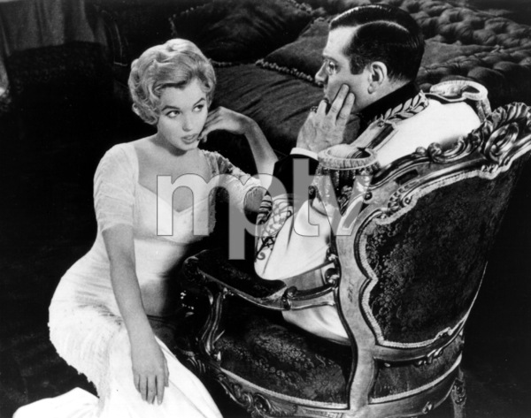 """""""Prince And The Showgirl, The""""Marilyn Monroe, Laurence Olivier1957 / Warner**R.C. - Image 9555_0019"""