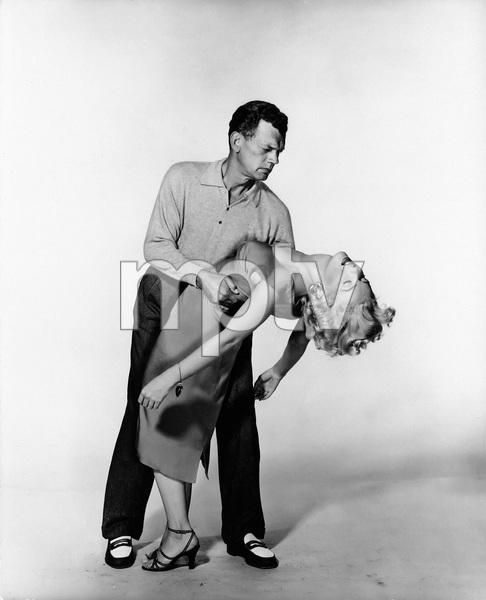 """Niagara""Marilyn Monroe, Joseph Cotten1953 20th Century Fox** I.V. - Image 9558_0025"