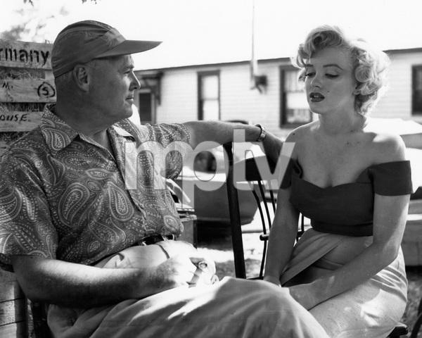 """Niagara""Director Henry Hathaway, Marilyn Monroe1953 20th Century Fox** I.V. - Image 9558_0028"