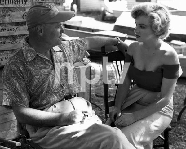 """Niagara""Director Henry Hathaway, Marilyn Monroe1953 20th Century Fox** I.V. - Image 9558_0037"