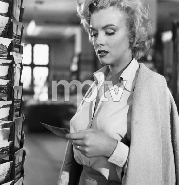"""Niagara""Marilyn Monroe1953 20th Century Fox** I.V. - Image 9558_0043"