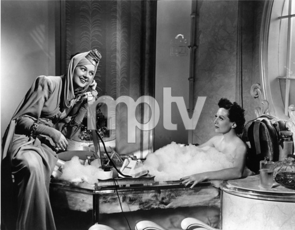"""""""The Women""""Rosalind Russell, Joan Crawford1939 MGM**R.C. - Image 9583_0003"""
