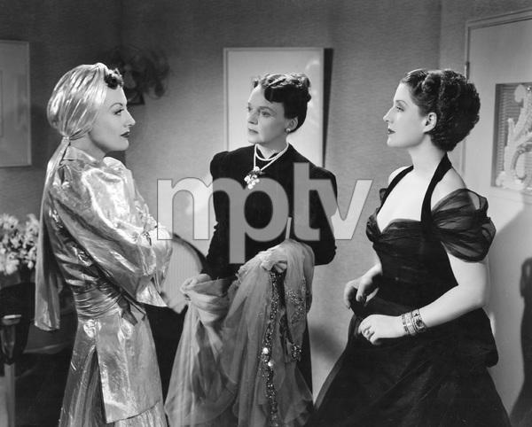Joan Crawford, Norma Shearer, THE WOMEN, M-G-M, 1939, I.V. - Image 9583_0052