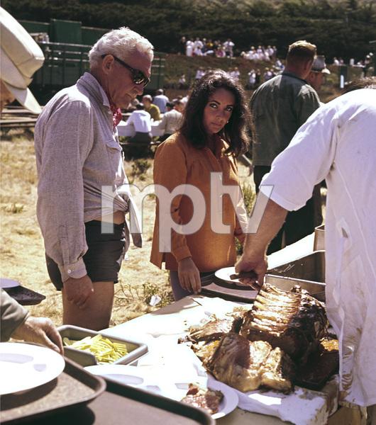 """The Sandpiper""Elizabeth Taylor1965 MGM © 1978 Bernie Abramson - Image 9620_0022"