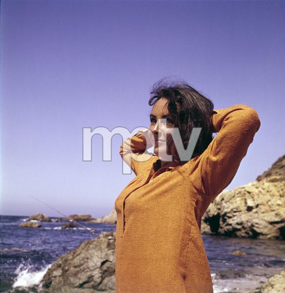 """The Sandpiper""Elizabeth Taylor1965 MGM © 1978 Bernie Abramson - Image 9620_0023"
