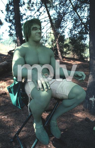 """The Incredible Hulk""Lou Ferrigno1978 CBS © 1978 Gene Trindl - Image 9632_0027"