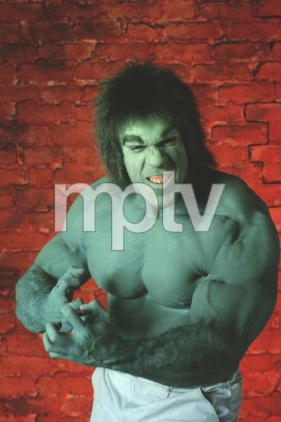 """The Incredible Hulk""Lou Ferrigno1978 CBS**I.V. - Image 9632_0029"