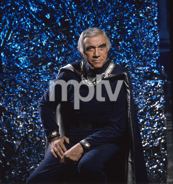 """Battlestar Galactica""Lorne Greenecirca 1979 © 1979 Gene Trindl - Image 9640_0025"