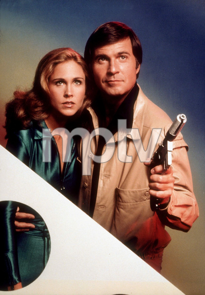 """Buck Rogers in the 25th Century""Erin Gray, Gil Gerard1979 NBCPhoto by Herb BallMPTV - Image 9641_0019"