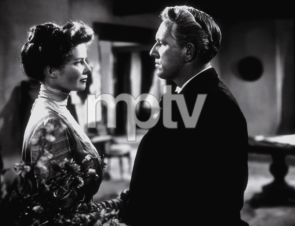 """""""The Sea Of Grass""""Katharine Hepburn and Spencer Tracy 1947  MGM - Image 9659_0002"""