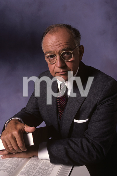 """L.A. Law""Richard Dysart1986© 1986 Mario Casilli - Image 9674_0093"