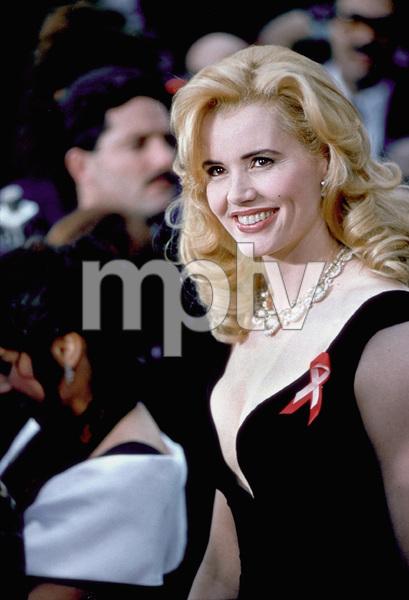 """Academy Awards: 65th Annual""Geena Davis1993 © 1993 Jonathan Nourok - Image 9677_0022"