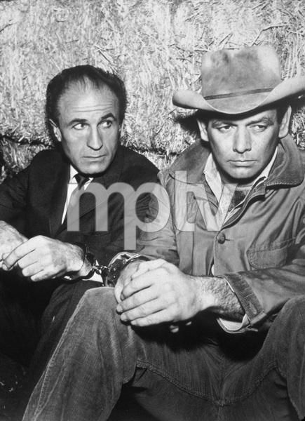 """The Fugitive""Barry Morse, David Janssen1965 - Image 9699_0026"