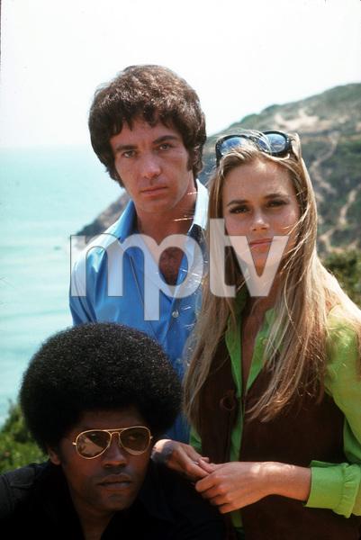 """Mod Squad, The""Clarence Williams, Michael Cole, Peggy Lipton1969 ABC © 1978 Gene TrindlMPTV - Image 9731_0014"