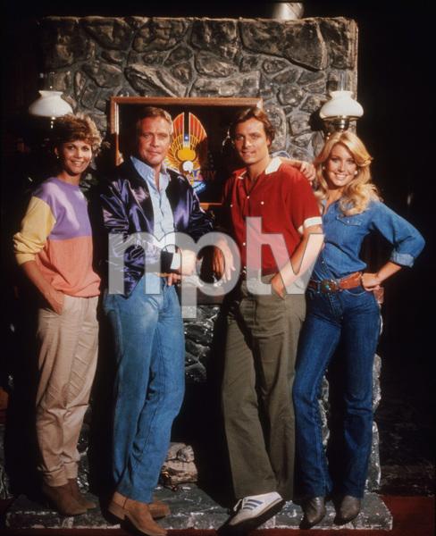 """Fall Guy, The""M. Post, L. Majors, D. Barr, H. Thomas1982 ABC / 20thPhoto by Bud GrayMPTV - Image 9739_0009"