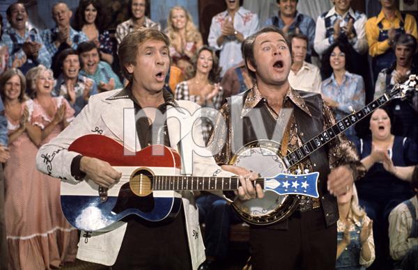 """Hee Haw""Buck Owens, Roy Clark1980 © 1980 Marv Newton - Image 9742_0043"