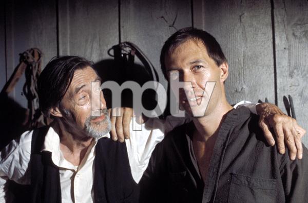 """Kung Fu""John Carradine, David Carradinecirca 1974** H.L. - Image 9755_0037"