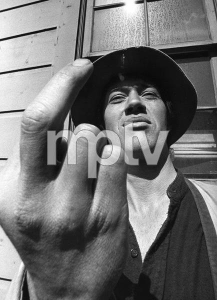 """""""Kung Fu""""David Carradine1972 © 1978 Bruce McBroom - Image 9755_0057"""