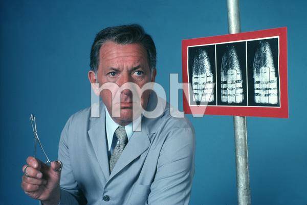 """Quincy M.E.""Jack Klugman1976 © 1978 Gene Trindl - Image 9769_0017"