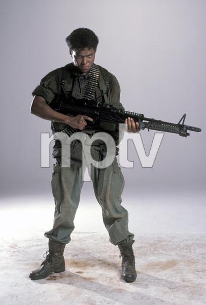"""Tour of Duty""Ramon Franco1987 © 1987 Mario Casilli - Image 9798_0009"
