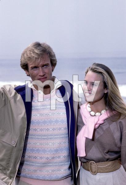 """Santa Barbara""Robin Wright1985Photo By Frank Carroll/**H.L. - Image 9802_0005"