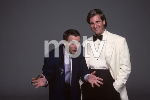 """""""Quantum Leap""""Dean Stockwell, Scott Bakula1989© 1989 Mario Casilli - Image 9845_0014"""