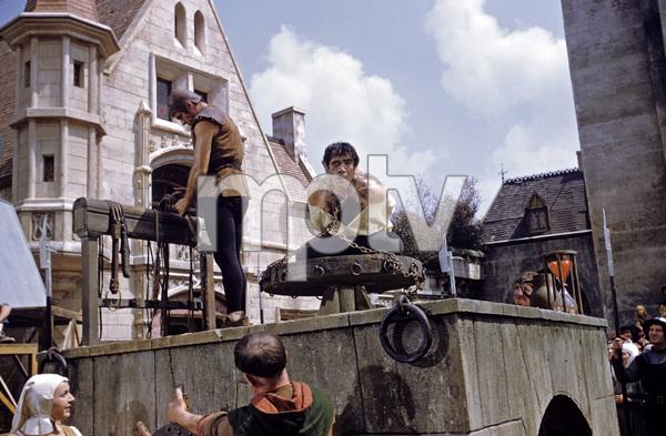 """The Hunchback of Notre Dame""Anthony Quinn1956 Panitalia © 1978 Al St. Hilaire - Image 9874_0007"