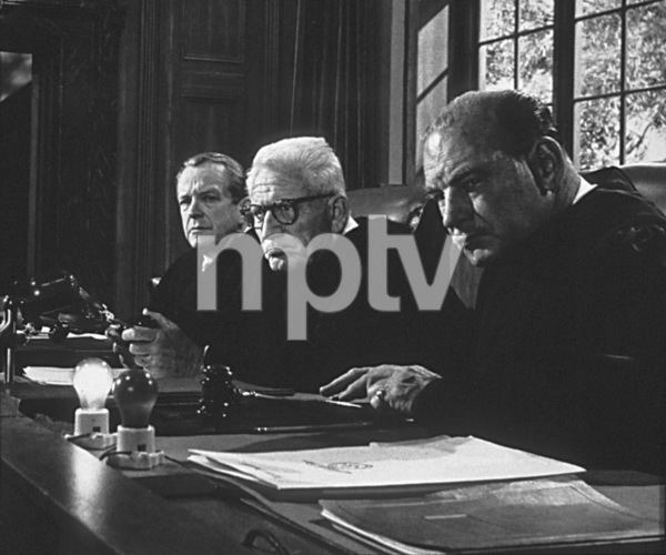"""""""Judgment at Nuremberg""""Spencer Tracy1961 UAPhoto by Al St. Hilaire - Image 9892_0009"""