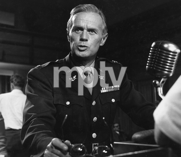 """Judgment at Nuremberg""Richard Widmark1961 United Artists © 1978 Al St. Hilaire - Image 9892_0020"