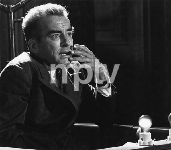 """Judgment at Nuremberg""Montgomery Clift1961 UAPhoto by Al St. Hilaire - Image 9892_0022"