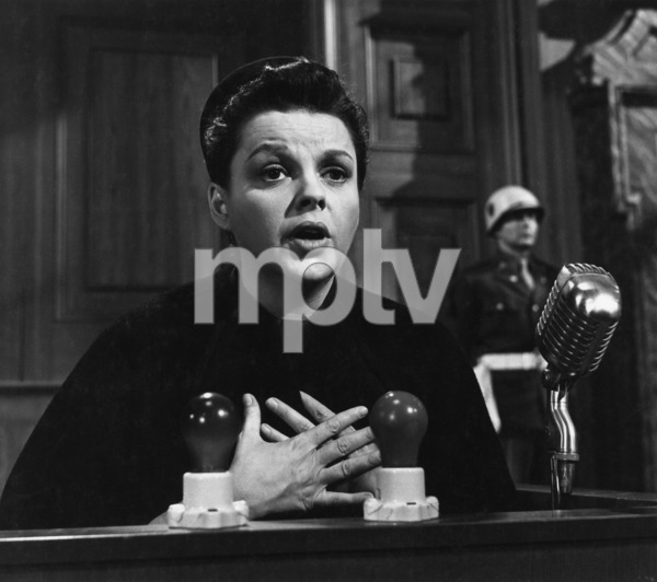 """Judgment at Nuremberg""Judy Garland1961© 1978 Al St. Hilaire - Image 9892_0025"