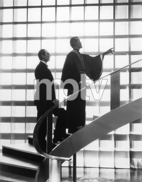 """Black Cat""Bela Lugosi, Boris Karloff1934** I.V. - Image 9895_0006"