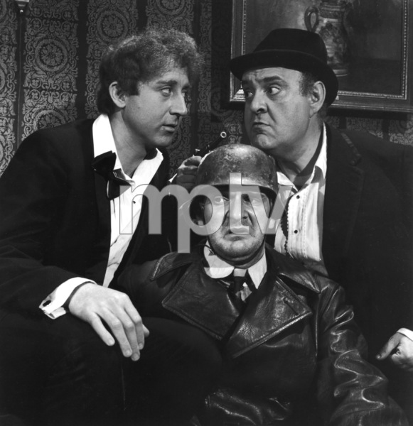 """The Producers""Gene Wilder, Zero Mostel,Kenneth Mars1968 MGM**I.V. - Image 9899_0026"