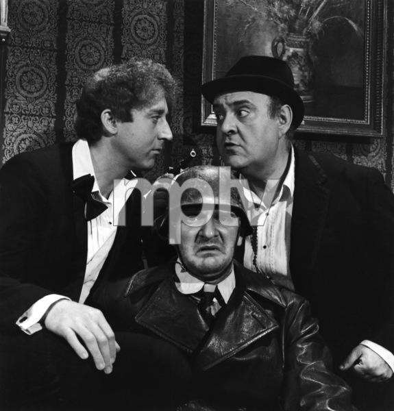 """The Producers"" Gene Wilder, Zero Mostel, Kenneth Mars 1968 MGM ** I.V. - Image 9899_0035"
