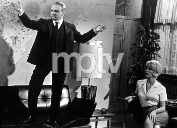 """One Two Three""James Cagney1961 UA / MPTV - Image 9901_0002"