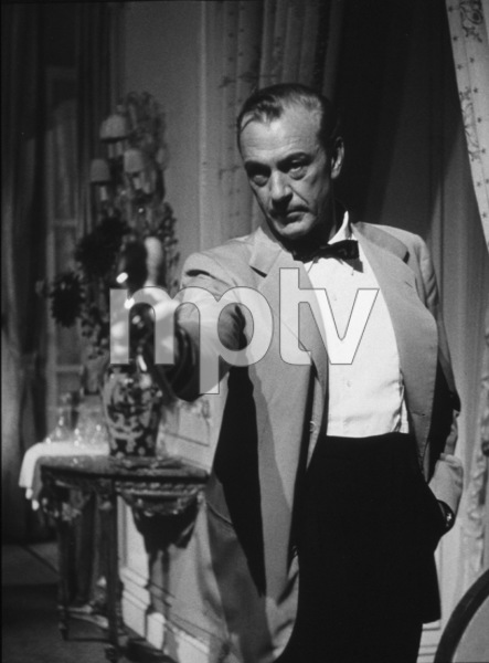 """""""Love In The Afternoon""""Gary Cooper1957 Allie Artists / MPTV © 1978 Al St. Hilaire - Image 9902_0014"""
