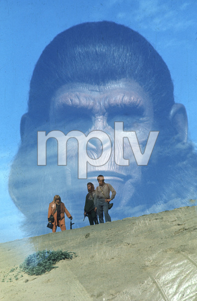 """Conquest of the Planet of the Apes"" Roddy McDowall 1972 Photo by Bud Gray - Image 9941_4"