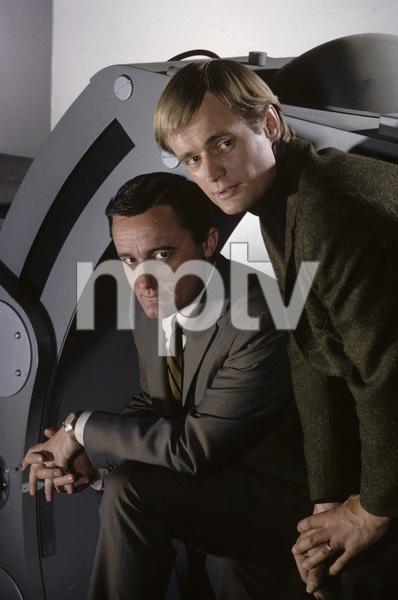 """The Man from U.N.C.L.E.""Robert Vaughn, David McCallum1966 © 1978 Gene Trindl - Image 9948_0011"
