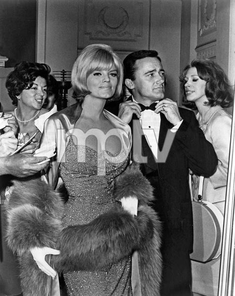 THE MAN FROM U.N.C.L.E., Robert Vaughn, Carol Wayne, NBC, late 60