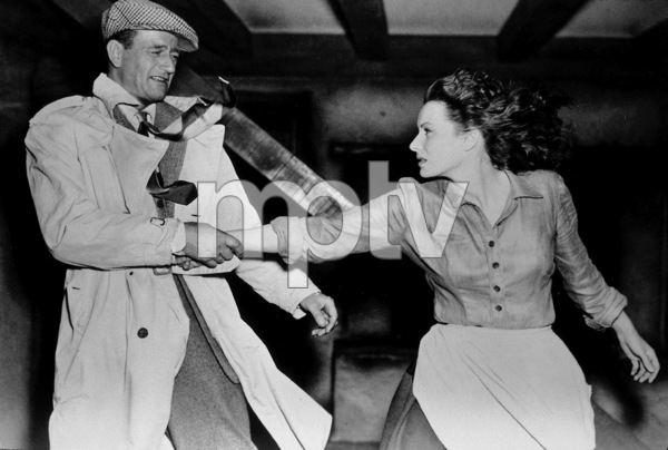 """The Quiet Man""John Wayne and Maureen O"