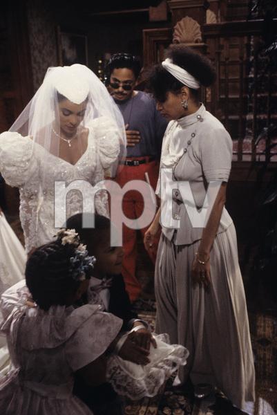 """A Different World"" (Episode: Save the Best for Last)Jasmine Guy1992© 1992 Gene Trindl - Image 9987_0040"