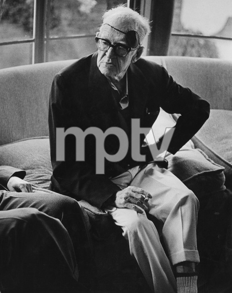 John Ford at a George Cukor hosted lunch for Luis Bunuel1972 © 1978 Marv Newton - Image 9999_0018