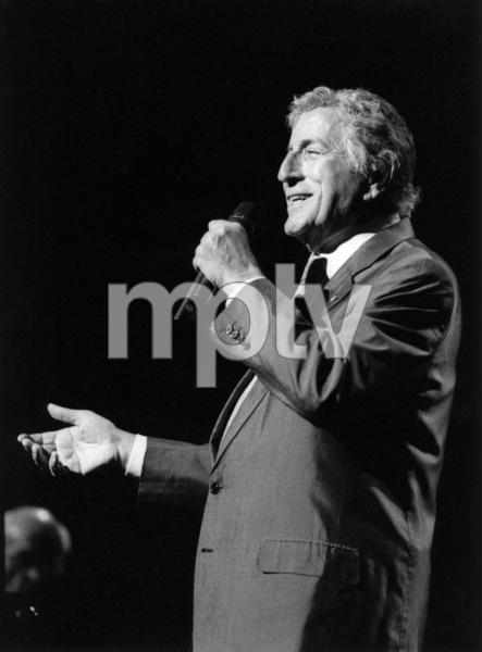 Tony Bennett, North Sea Jazz Festival, The Hague2000Photo by Brian Foskett © National Jazz Archive - Image FOS_00101