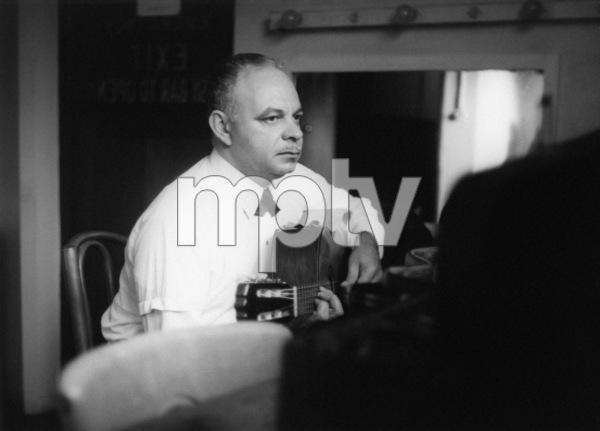 Laurindo Almeida, Modern Jazz Quartet, Londoncirca 1962Photo by Brian Foskett © National Jazz Archive - Image FOS_00659